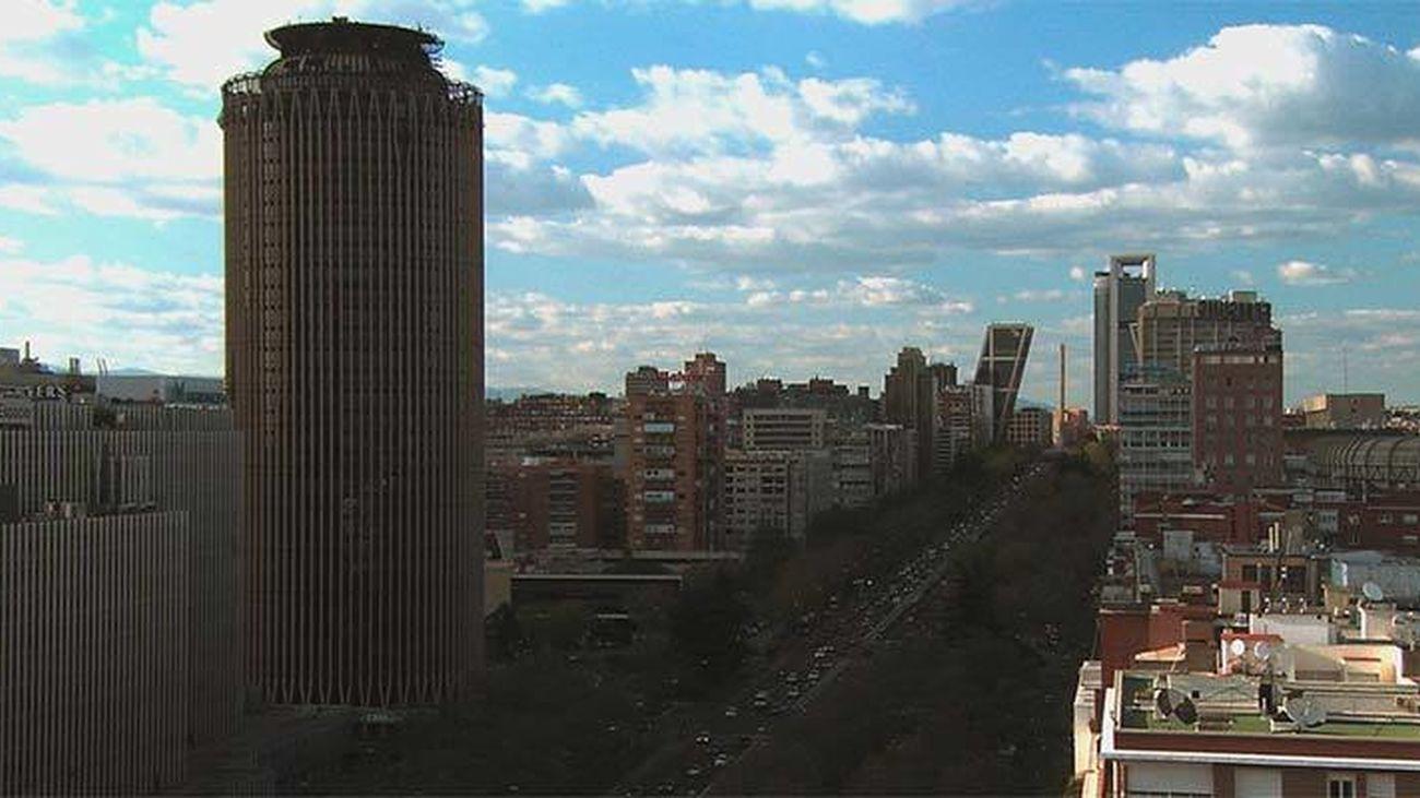 Madrid barrio a barrio, el Madrid financiero