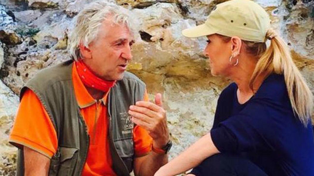 Cifuentes presenta el parque arqueológico 'Valle de los Neandertales'