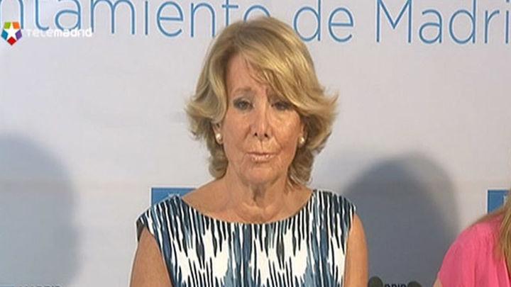 """Aguirre califica de """"atentado al desarrollo económico"""" subir el IBI a los comercios"""