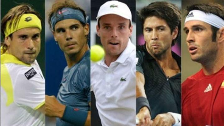 Conchita convoca a Nadal, Ferrer, Bautista, Verdasco y Marrero para la Davis