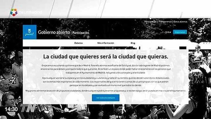 Decide Madrid: participación con chunga