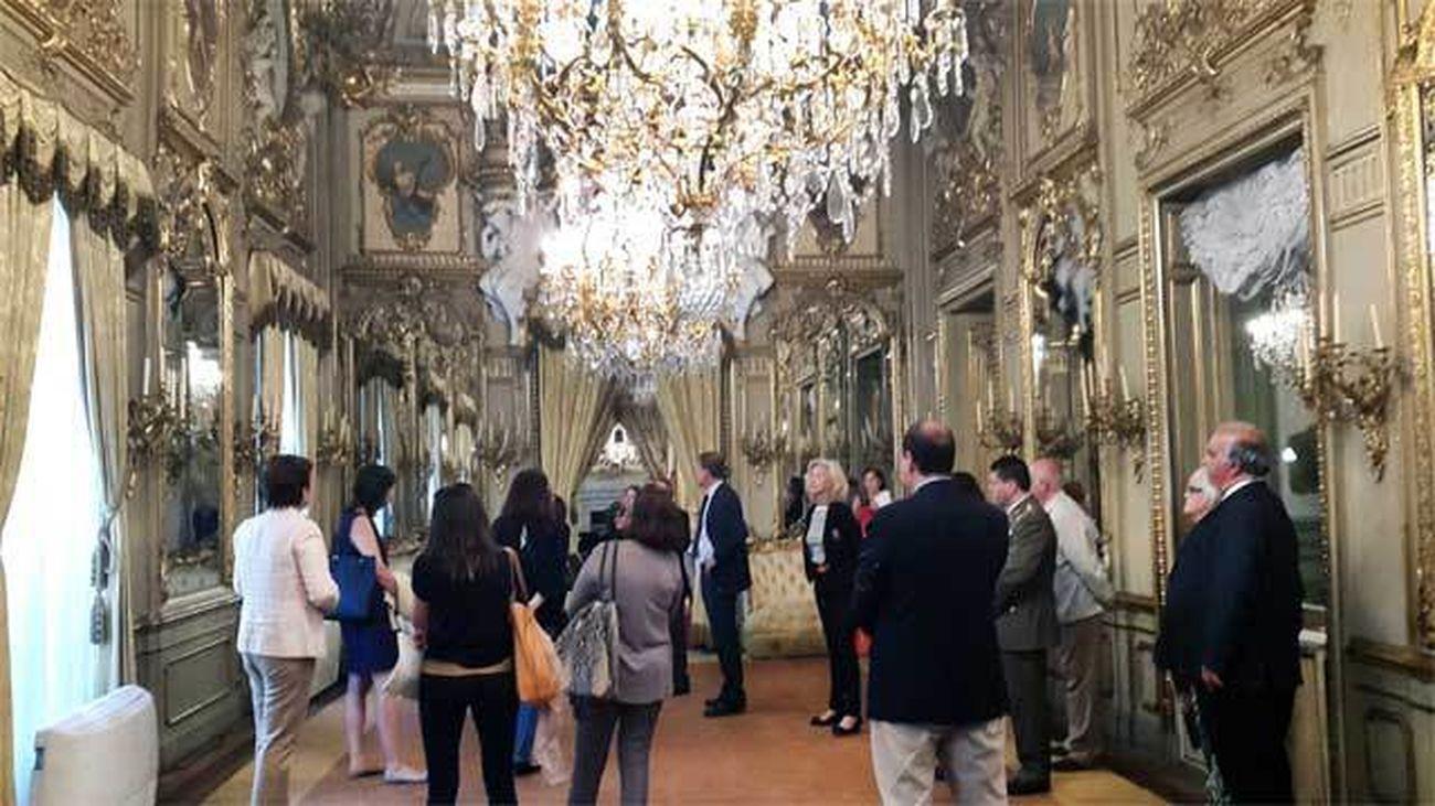 La Comunidad abre al público seis palacios que suelen estar cerrados