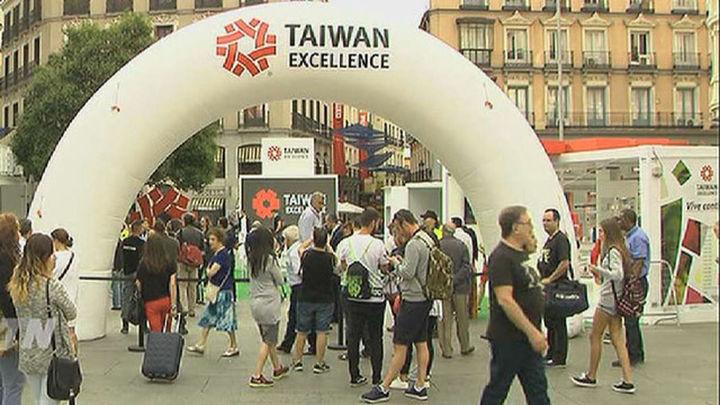 Taiwán promociona sus productos en Callao