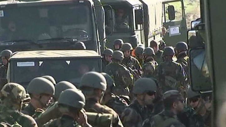 Austria envía el ejército a su frontera para ayudar los controles policiales