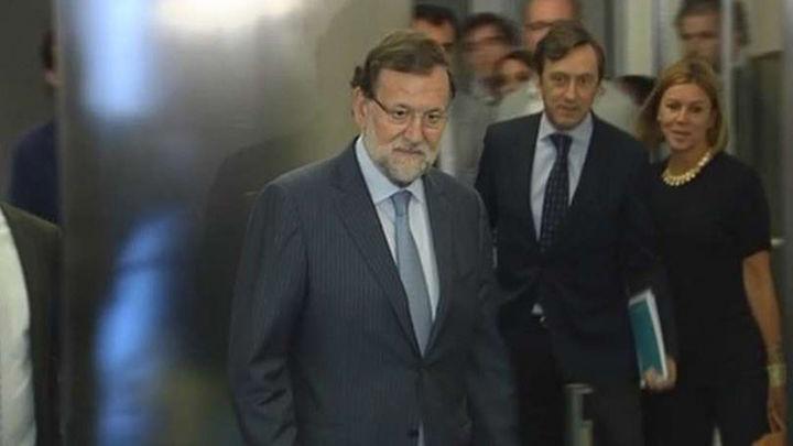Rajoy acepta el reparto europeo de refugiados pero insta a unificar las leyes de asilo