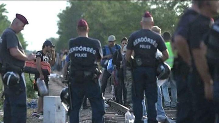 """Hungría declara el """"estado de crisis"""" en dos provincias"""