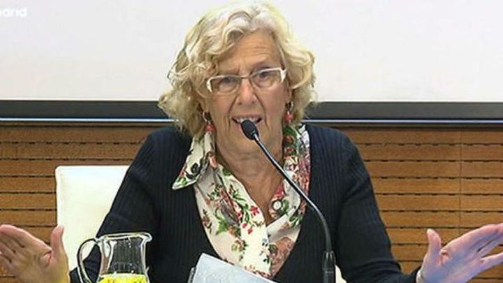 Carmena llevará a los plenos propuestas ciudadanas recogidas en la web
