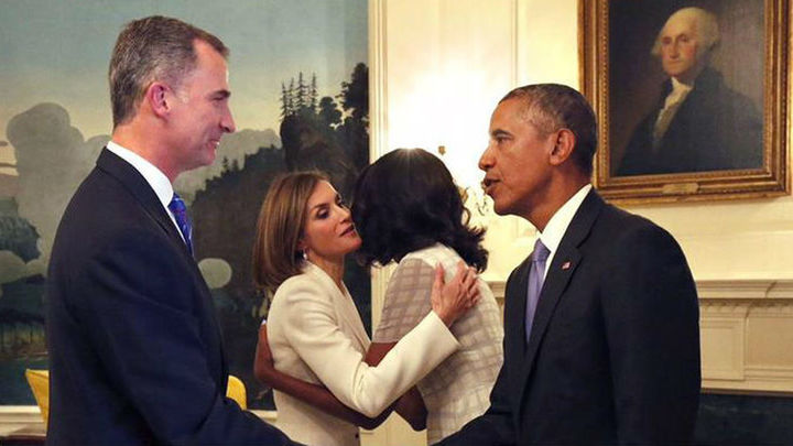 """Obama: """"Estamos comprometidos a mantener la relación con una España fuerte y unida"""""""