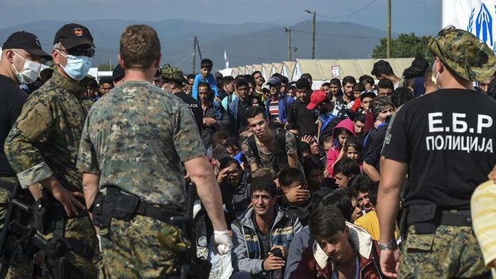 Los refugiados cogen ruta por Croacia, al dejarles pasar de camino a Alemania