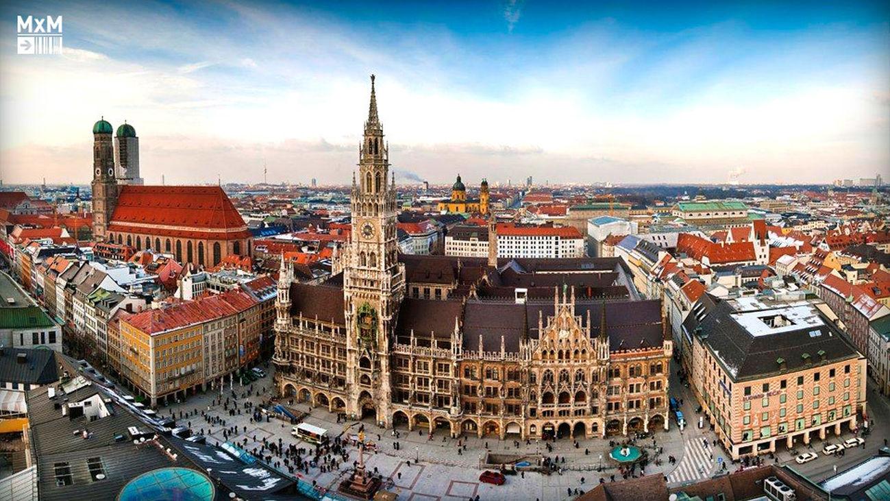 Madrileños por el Mundo visita Múnich