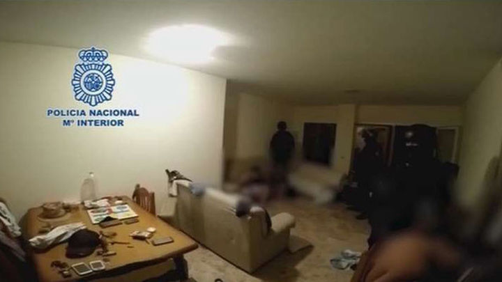 Desarticulada una banda de sicarios que pretendía matar a un empresario marbellí