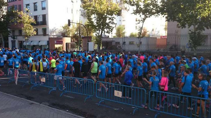 10.000 corredores toman las calles de la capital en la carrera 'Madrid corre por Madrid'