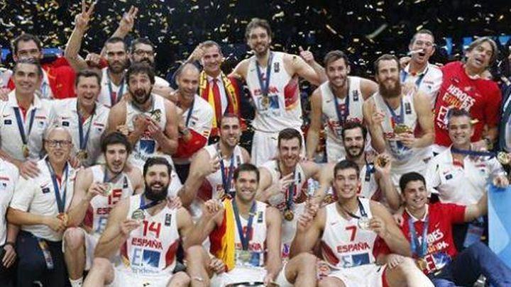 80-63. España, tricampeón de Europa tras arrollar a Lituania