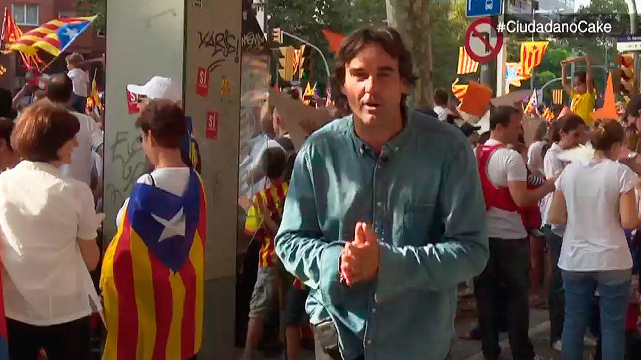 Ciudadano Cake: ¿Es posible una Cataluña sin España?