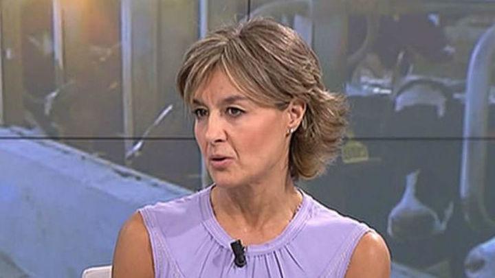 """Tejerina dice que el acuerdo lácteo es """"ambicioso"""" y que se aprobarán ayudas por 300 millones"""