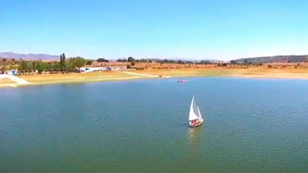Guadalix de la Sierra: El puerto deportivo municipal