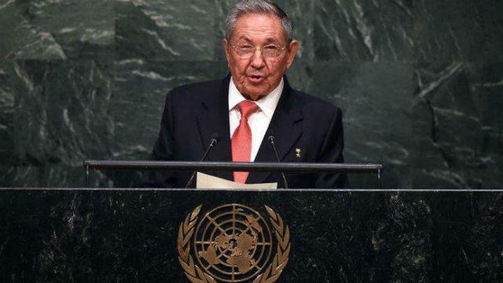 Castro se estrena en la ONU reclamando el fin del embargo estadounidense