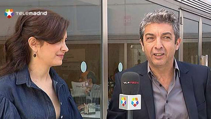 Ricardo Darín y Erica Rivas estrenan en España la obra 'Escenas de la vida conyugal'