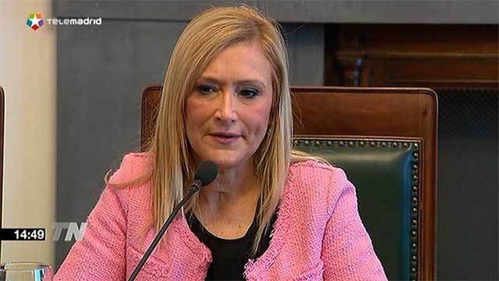 """Cifuentes: """"Los resultados catalanes no son extrapolables al conjunto de España"""""""