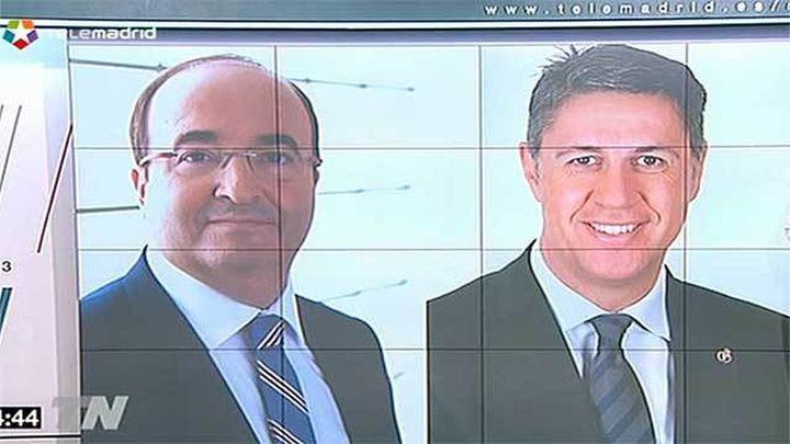 El peor resultado en Cataluña para PSC y PP
