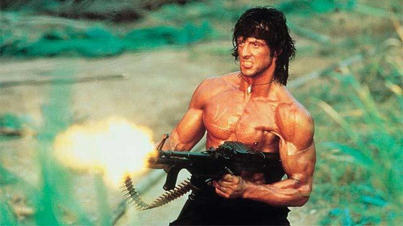 'Acorralado', el infierno de John Rambo