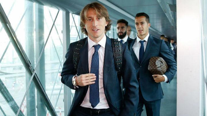 Benítez no fuerza a Ramos ni James; Jesé viaja a Suecia