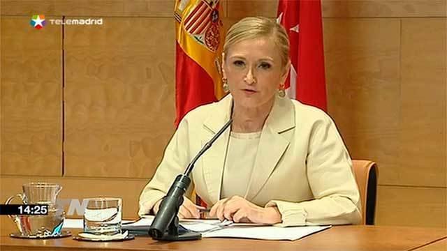 La Comunidad de Madrid pagará en noviembre un 26% de la extra de 2012 no abonada