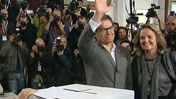 Artur Mas, imputado por la consulta del 9N