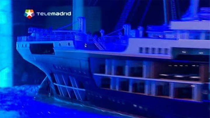 Una exposición sobre el Titanic en el Fernán Gómez desde el 2 de octubre