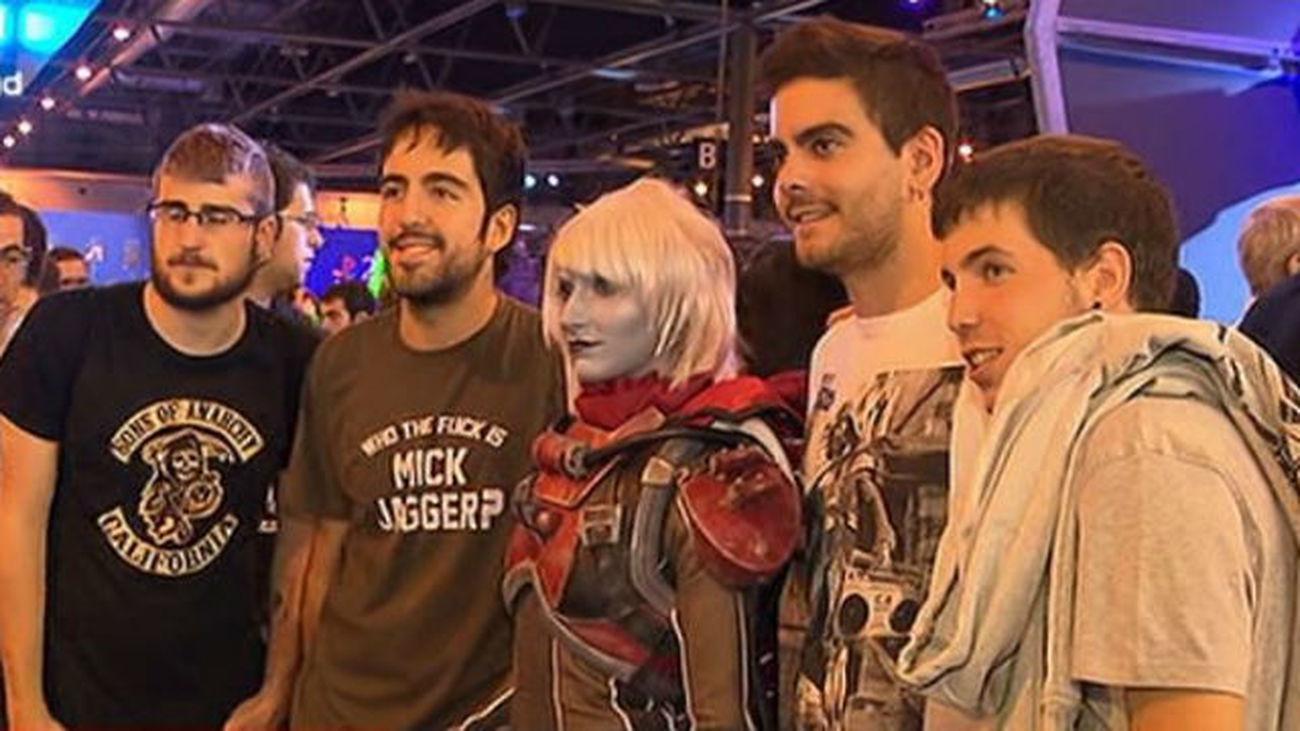 Grandes videojuegos e innovación española se dan cita en Madrid Games Week