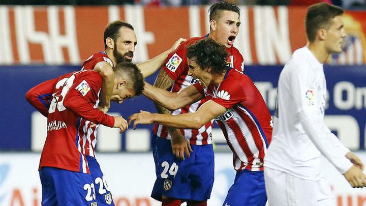 1-1. Vietto castiga el conformismo del Real Madrid