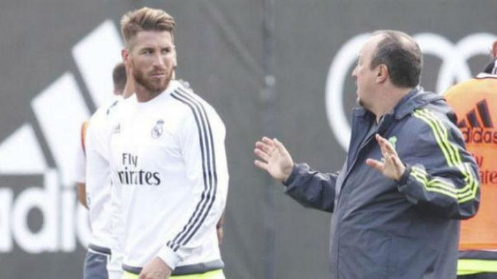 """Ramos responde a Benítez: """"Igual que se habla de mi error, se hablará de los cambios"""""""