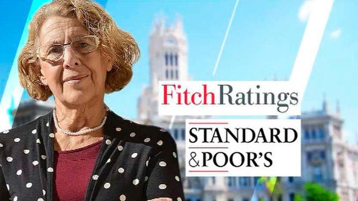Standard & Poor's eleva el rating del Ayuntamiento de Madrid a 'BBB+'
