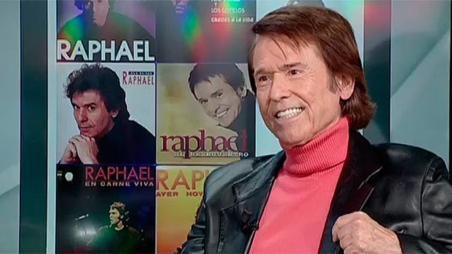 """Raphael: """"Me he divertido mucho haciendo de malo"""""""
