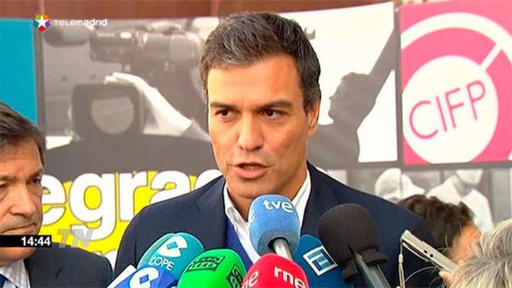 """Sánchez: """"España necesita unas cuentas públicas veraces y no electoralistas"""""""