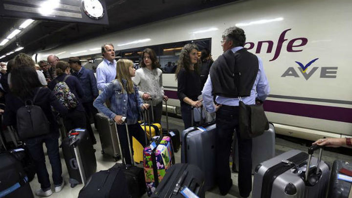 La Policía cree que todo apunta a un sabotaje en el AVE en Cataluña