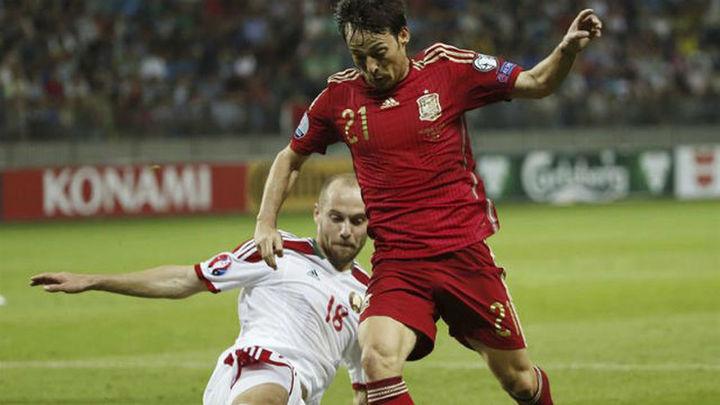 España busca puntuar ante Luxemburgo para sellar el pase a la Eurocopa