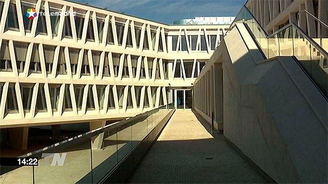 El colegio alem n de madrid inaugura su nueva sede en - Colegio escolapias madrid ...
