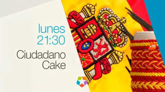 El lunes a las 21.30 en Ciudadano Cake: Españoles...¿sin complejos?