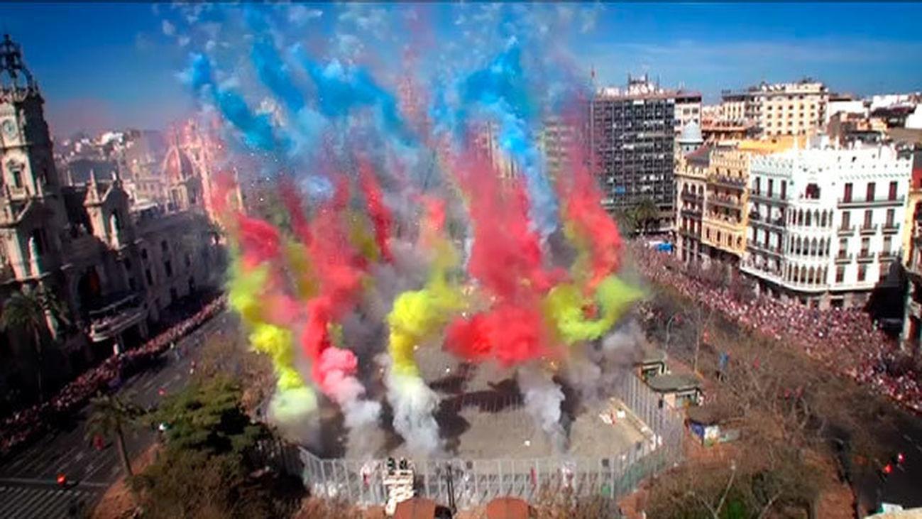 Villarejo de Salvanés: Fuegos artificiales, ¡comienza el espectáulo!