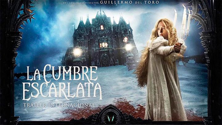Llega a los cines 'La Cumbre Escarlata': suspense, miedo y un trauma infantil