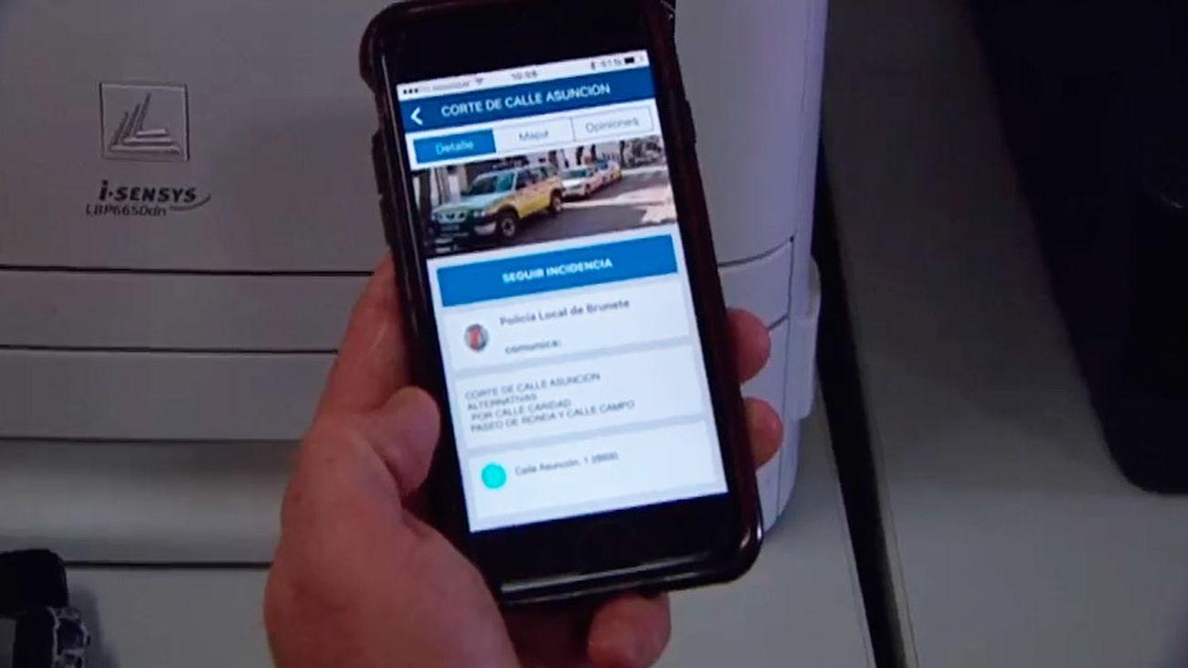 GEO 092, la app que conecta al ciudadano con la policía local