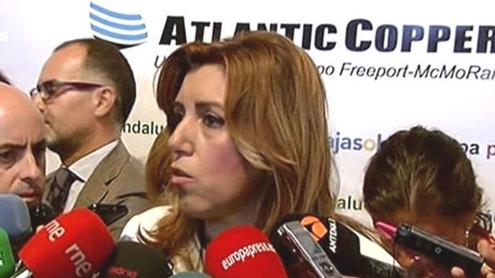 """Díaz dice que el acuerdo con C'S """"marca de nuevo un camino"""" en España"""