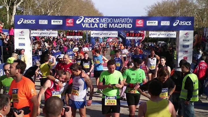 """El Ayuntamiento de Madrid quiere """"regular"""" el coste del dorsal en la carreras populares"""