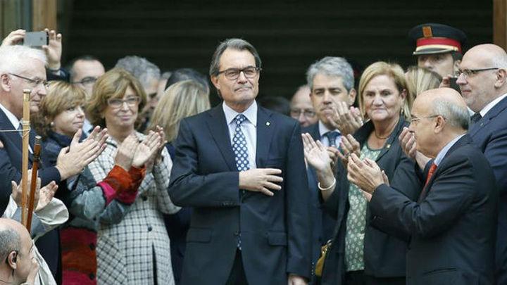 Artur Mas contempla no acatar una eventual inhabilitación