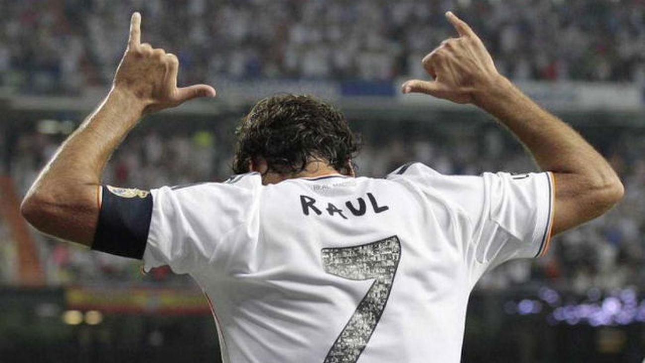 Eterno Raúl