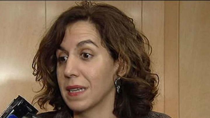 La diputada de UPyD, Irene Lozano, irá de 4 en las listas del PSOE por Madrid