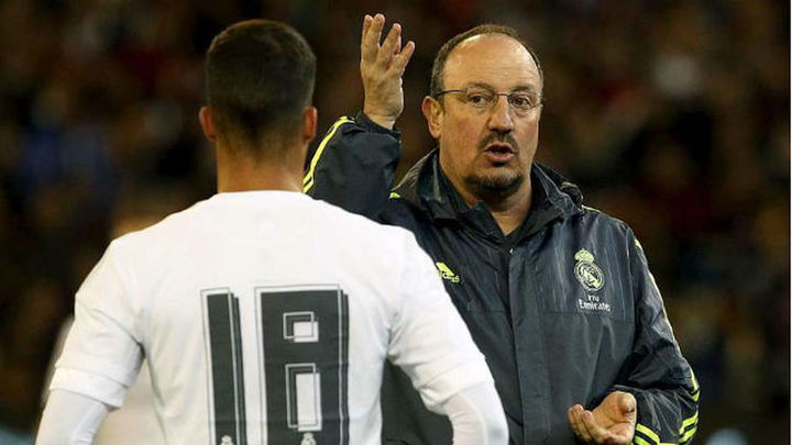 El Real Madrid de Benítez no enamora