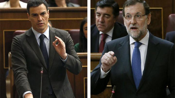 """Rajoy a Sánchez: """"Lo mejor para España es que siga muchos años en la oposición"""""""