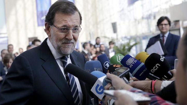 """Rajoy: """"Los datos son muy buenos. Lo importante es mantener la velocidad de crucero"""""""
